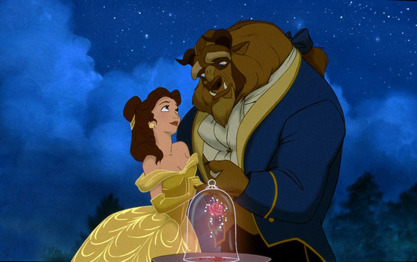 ディズニー映画「美女と野獣」©Disney Enterprises, Inc. All rights reserved